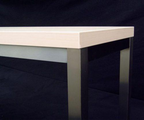 rvs frame salontafel