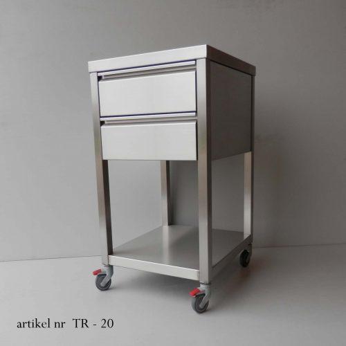 keukentrolley maatwerk