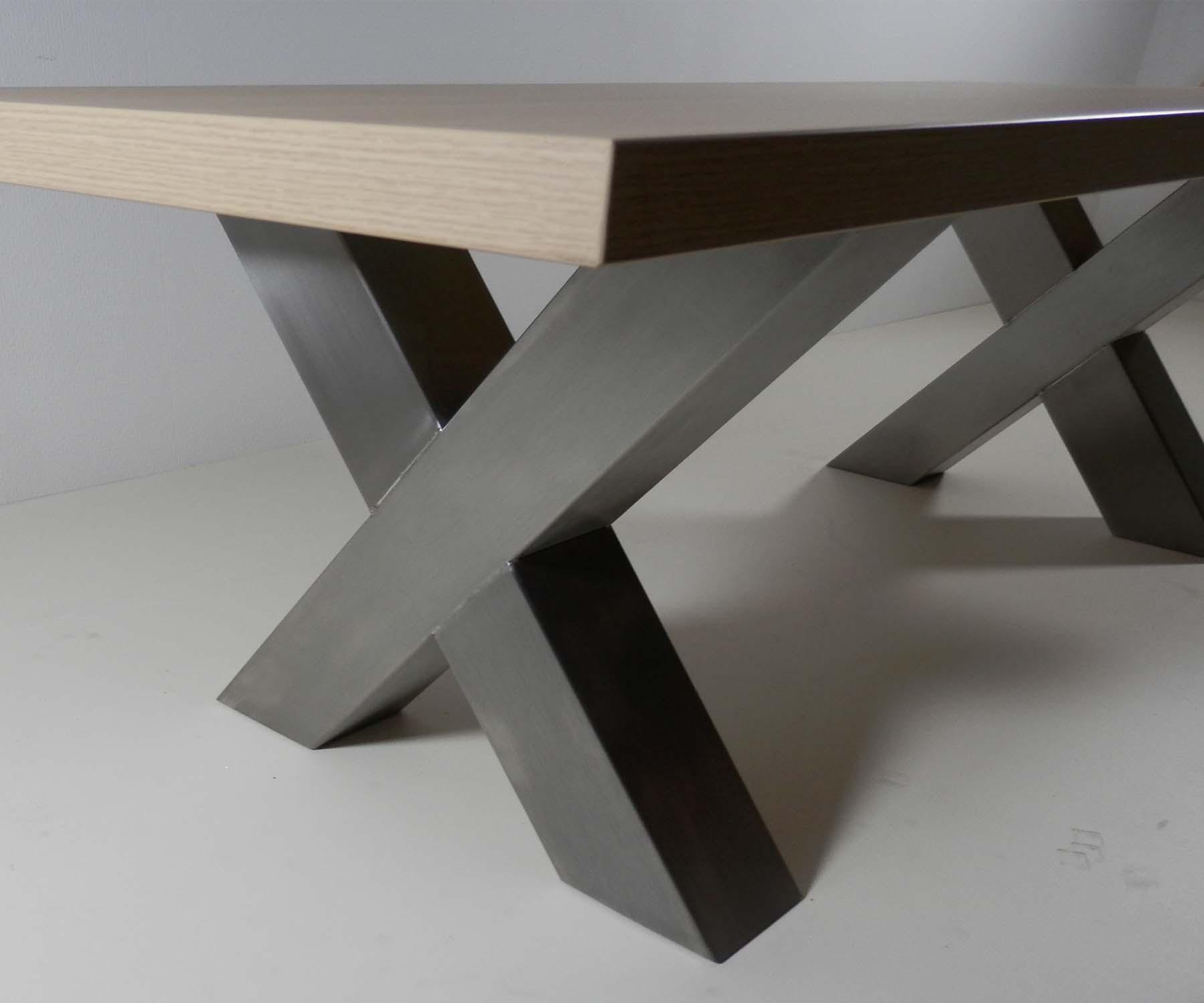RVS tafelpoten