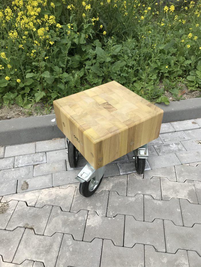 salontafel massief hout