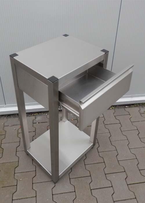 Keukentrolley Inox