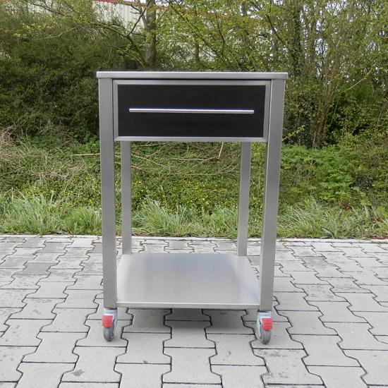 keukentrolley RVS